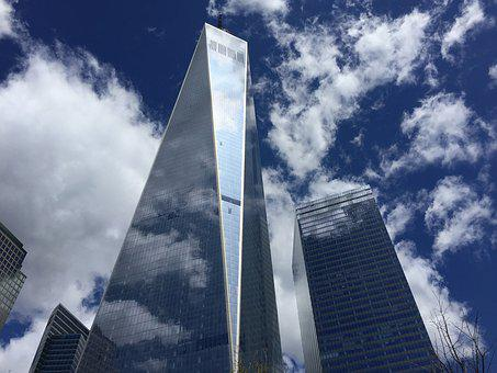 Downtown New York, Tall Buildings