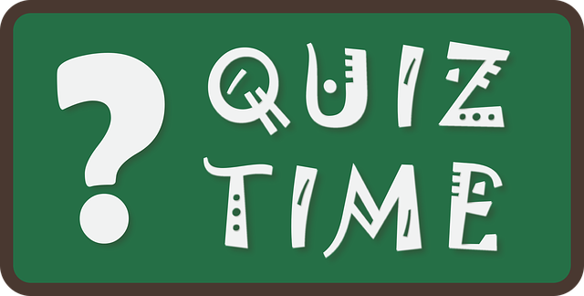 Quiz Time 183 Free Vector Graphic On Pixabay