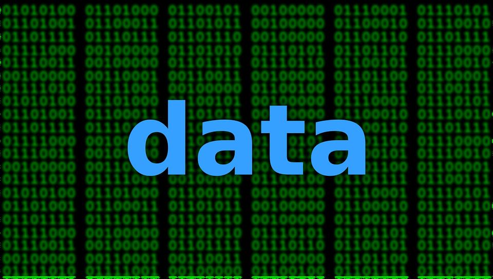 Data Black Green Wallpaper Technology Computer