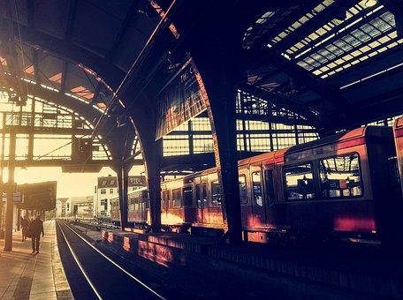 Urban Life, S Bahn, Public Transport