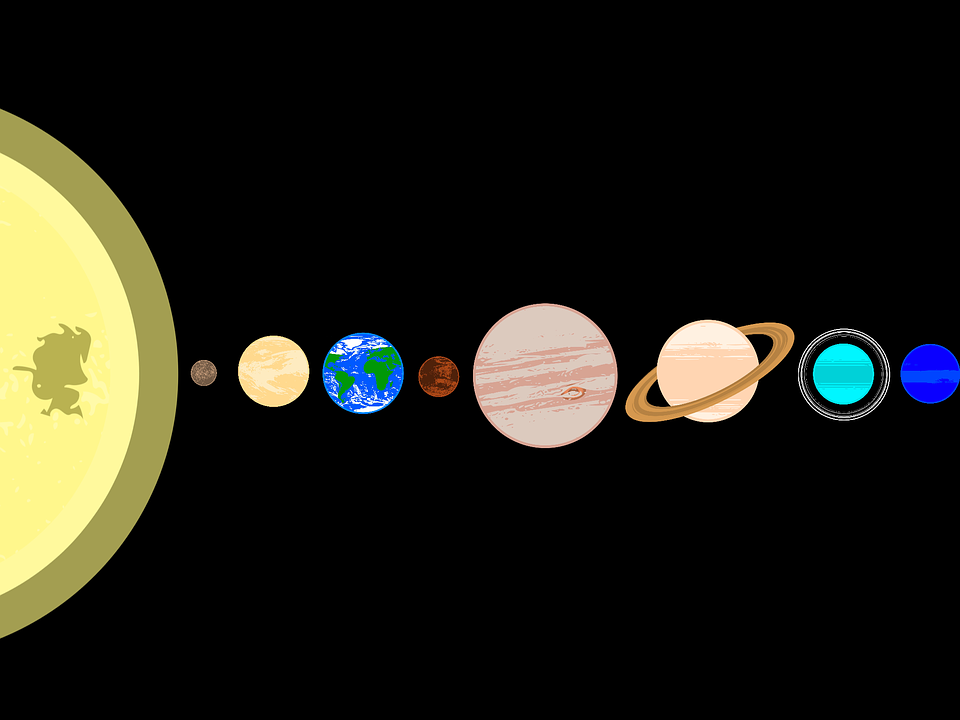 Solar System Space Planets 183 Free Image On Pixabay