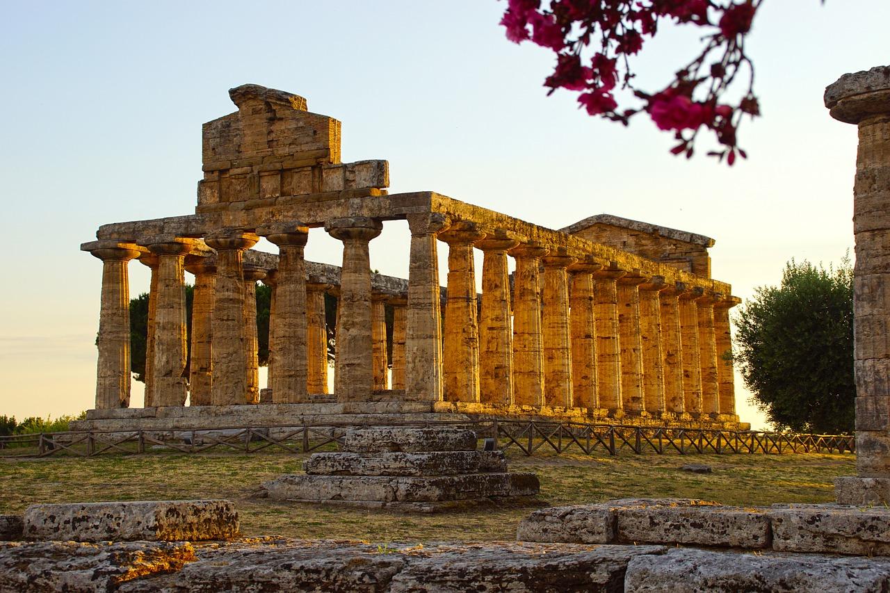 Картинка храма древней греции