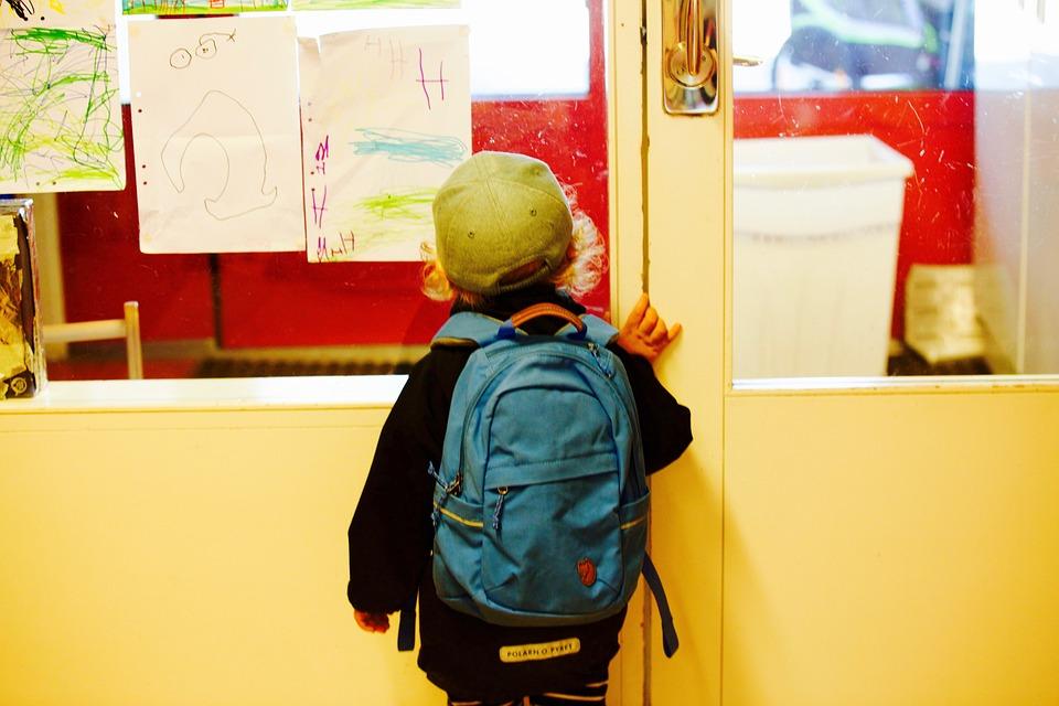 入学校, 男子生徒, 学校, 小学校, スクーリング, ★, 保育園, 学習, 学ぶ