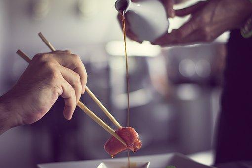 Ikan Salmon, Kedelai, Masakan Jepang