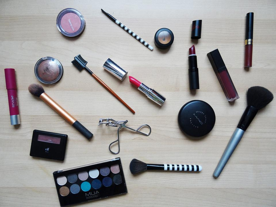 Makeup, Lipstick, Make-Up, Foundation, Cosmetic, Powder