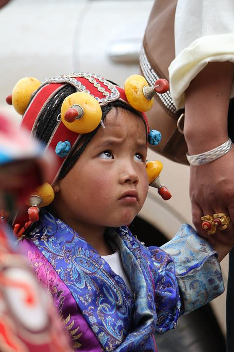 キャラクター チベット民族 · Pi...