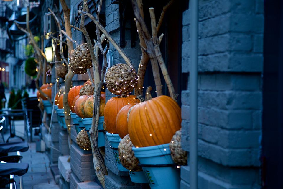 Halloween Decorating, Pumpkin, Fall