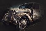 auto, old