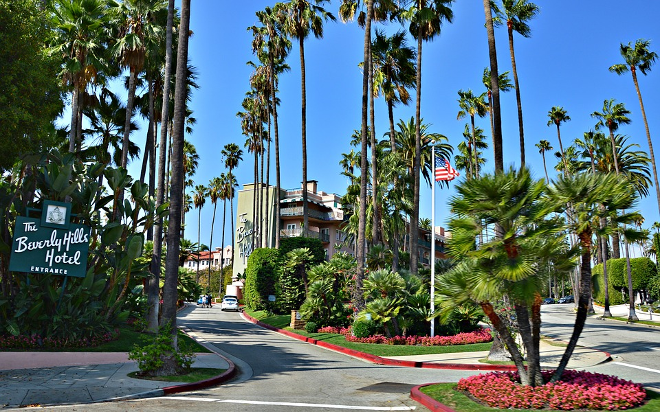 The Beverly Hills Hotel Los Angeles