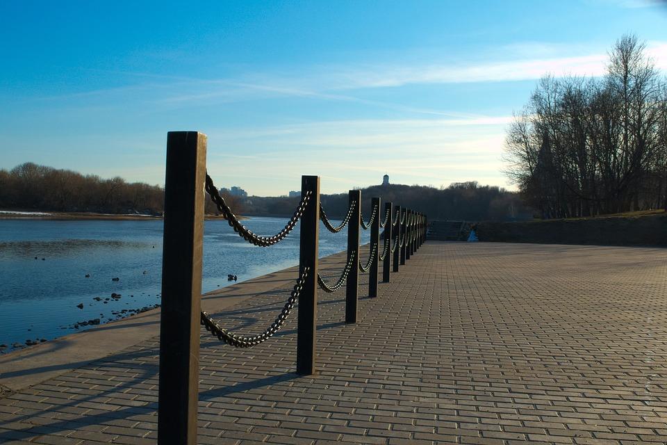 Fluss Strand Kette · Kostenloses Foto auf Pixabay