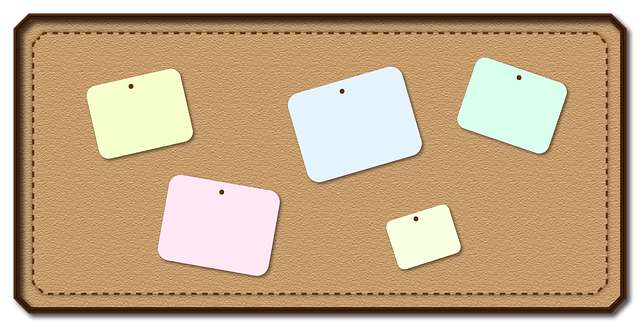Notice Board Notices Post It · Free vector graphic on Pixabay