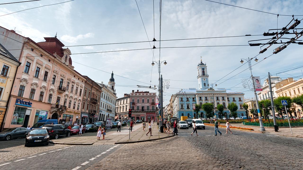 Chernivtsi City Ukraine - Free photo on Pixabay