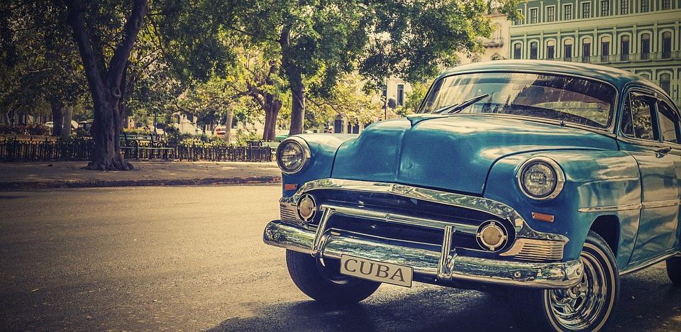 Cuba Havana Car Old Free Photo On Pixabay - Pictures of old cars