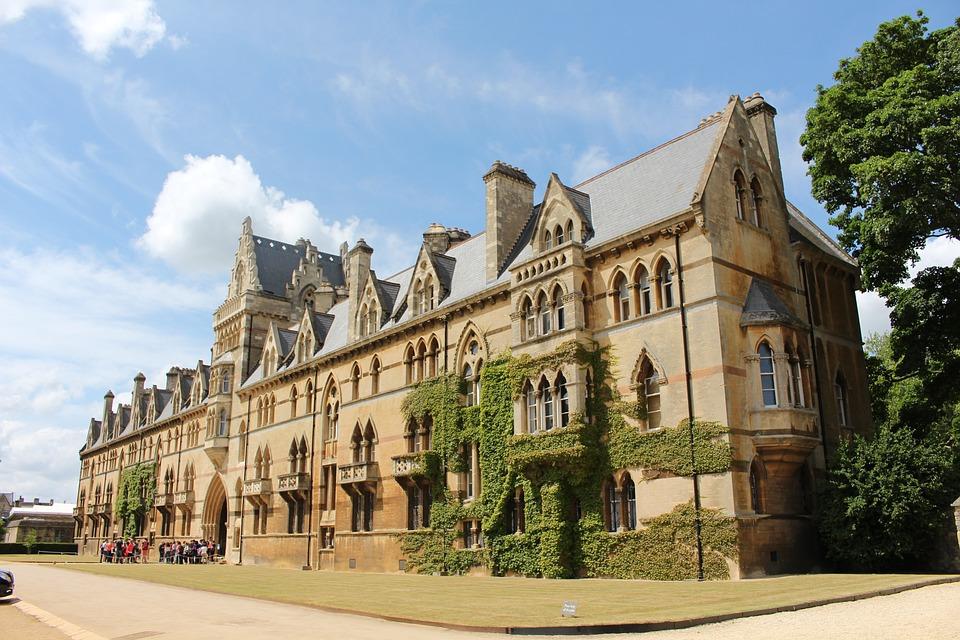 オックスフォード、大学、ロンドン
