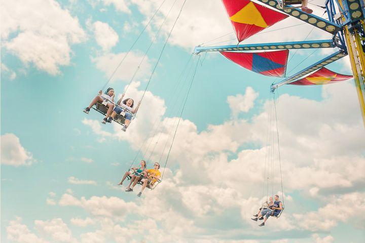 Amusement, Carousel, Amusement Park, Amusement Parks