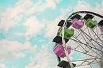 carnival, summer, ferris wheel