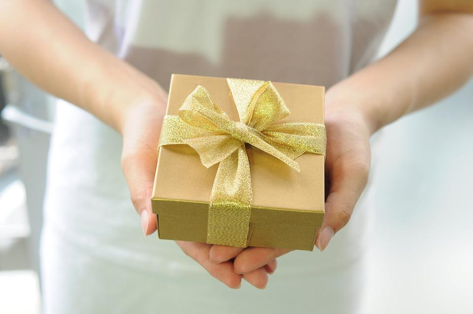 ギフトボックス, 贈り物, 包装ボックス