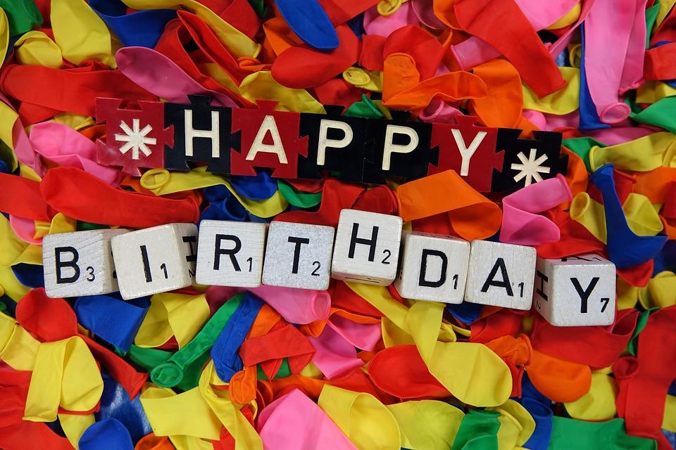 Ben noto Foto gratis: Compleanno, Buon Compleanno, Sfondo - Immagine gratis  HD44