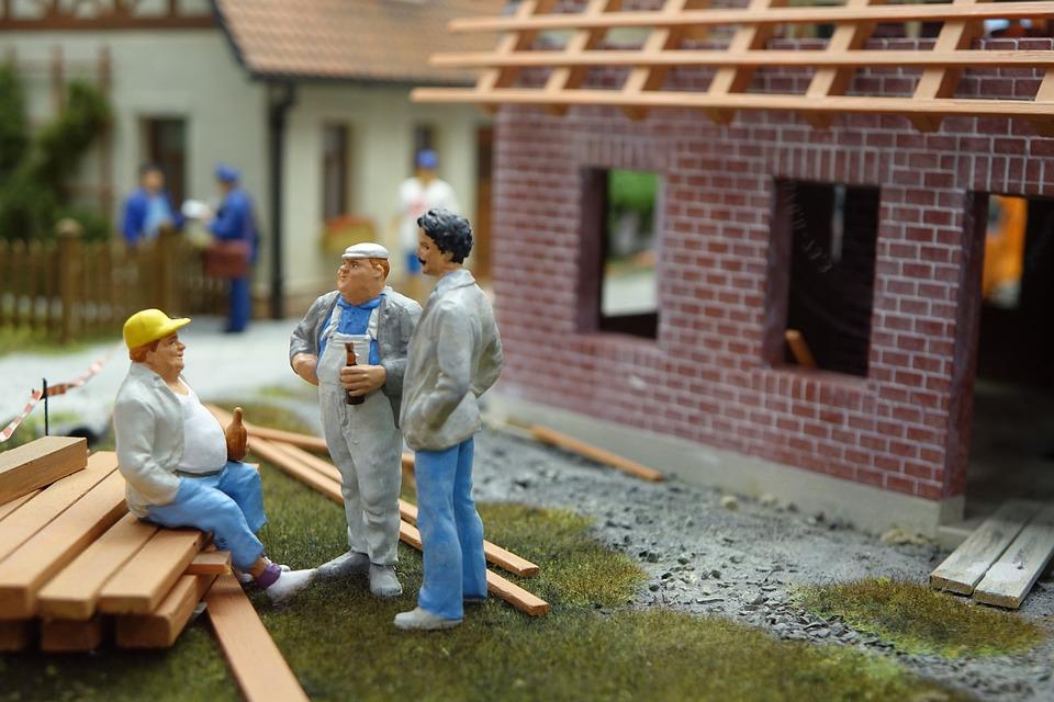 Trabajadores De La Construcción, Construcción