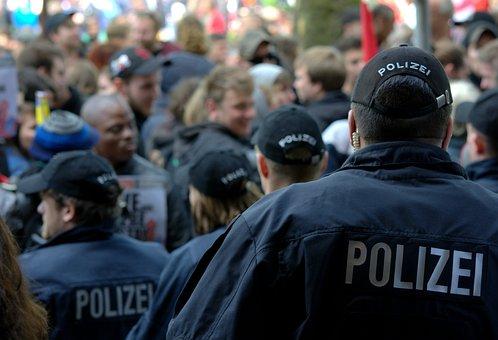 Mann, Person, Mensch, Polizei