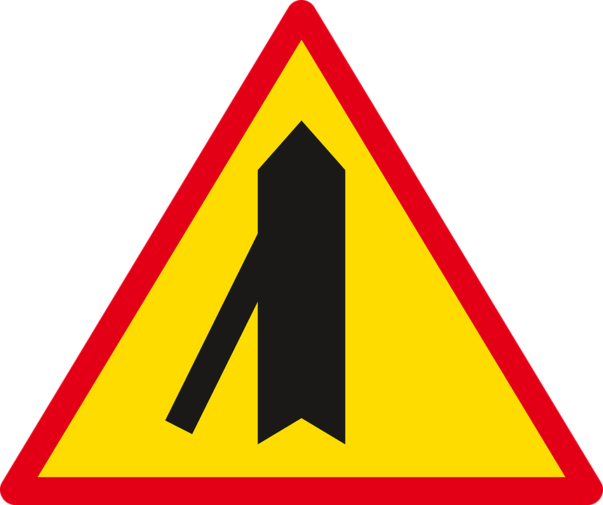 sign road free vector graphic on pixabay