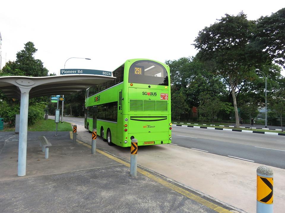 bus stop singapore government 183 free photo on pixabay