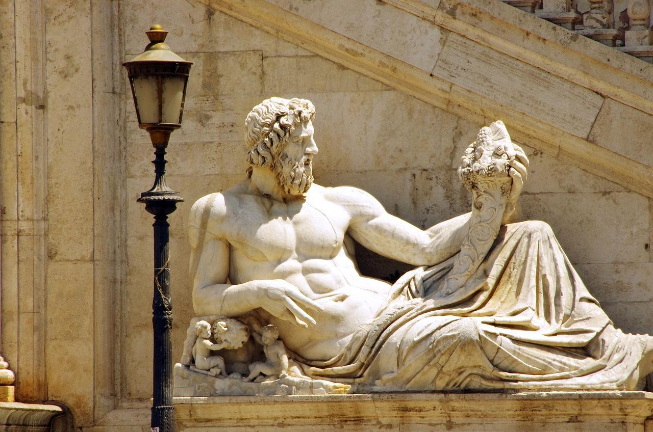 картинки римских статуй были опубликованы британскими