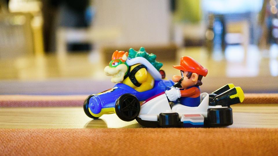 Autounfall Super Mario Spielzeug · Kostenloses Foto auf Pixabay