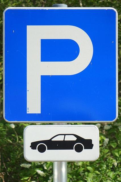Знак пдд парковка картинка