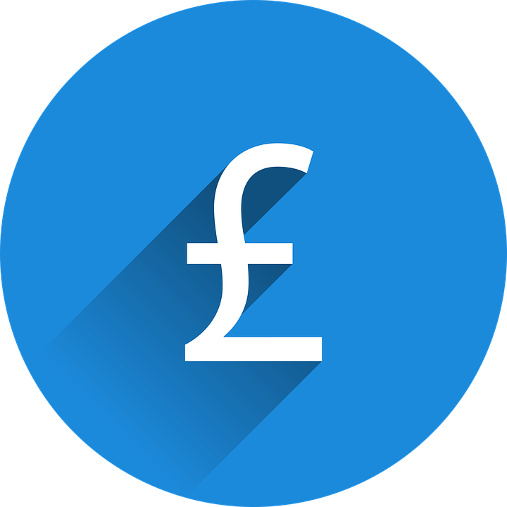 Pound British Currency Free Vector Graphic On Pixabay