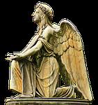 angel, grave