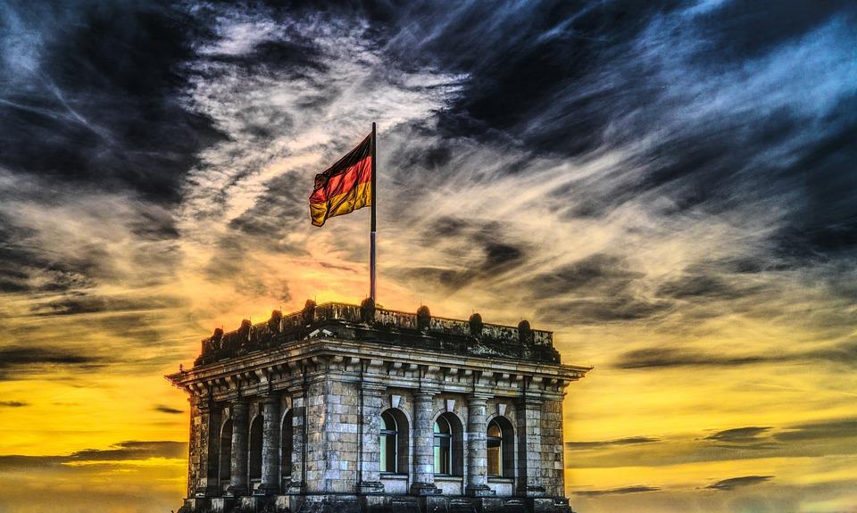 Bundestag, German Flag, Reichstag, Bundestagswahl