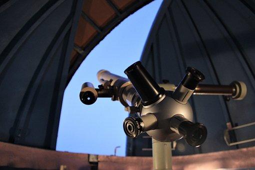 Sternwarte, Fernrohr, Astronomie