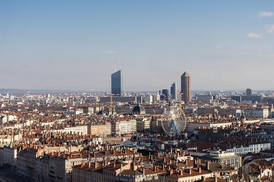 Lyon Paysage - Photo gratuite sur Pixabay