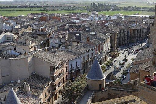 Qué ver qué hacer en Navarra, Palacio Real de Olite Navarra