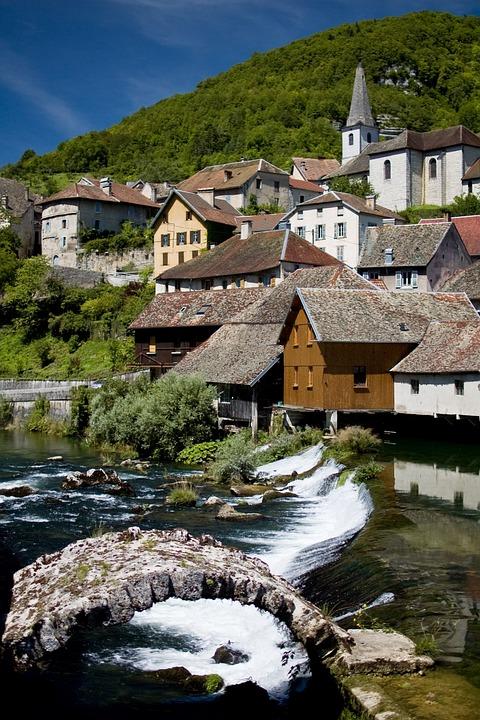 Lods Jura Frankrike Gratis Foto Pa Pixabay