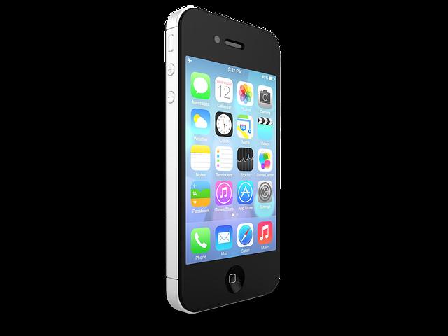 Iphone Smartphone 3D · Free Photo On Pixabay