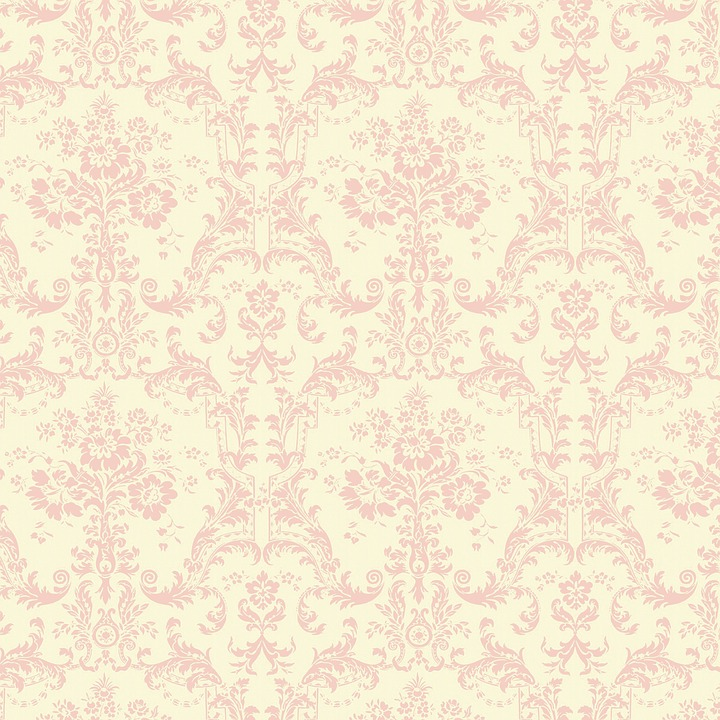 Damask Paper Rustic Shabby Chic