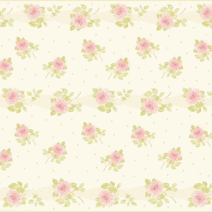 Floral Paper Background Free Image On Pixabay