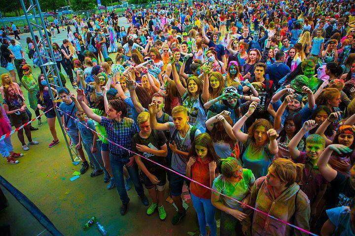 Вакансии фестиваль холи в спб 2017 бы, что здесь
