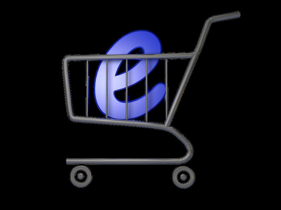 Fazer Compras, Caminhão, Compra, Comércio Eletrônico