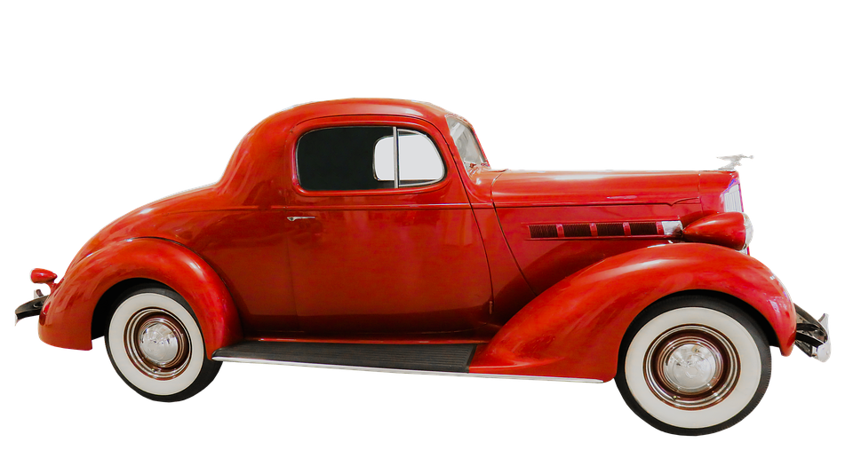 Vehicle Traffic Auto Packard Free Photo On Pixabay - Auto