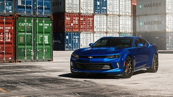 Car, Chevrolet, Camaro, America, Muscle