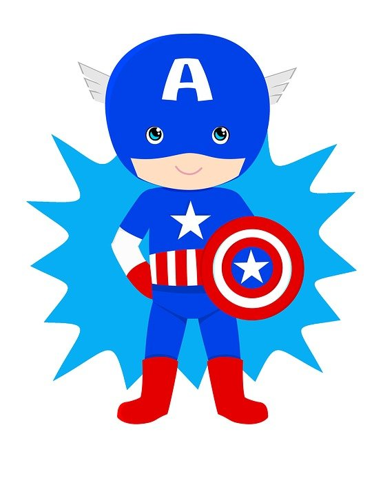 Captain American, Kid, Hero, Superhero