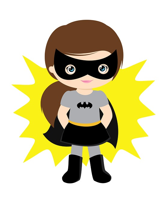 Batgirl Girl Super 183 Free Image On Pixabay