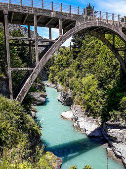 New Zealand, Landscape, Alps, Mountain