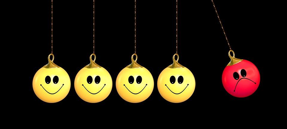 Terrorista, Terror, Felicidad, Positivo, Amargado