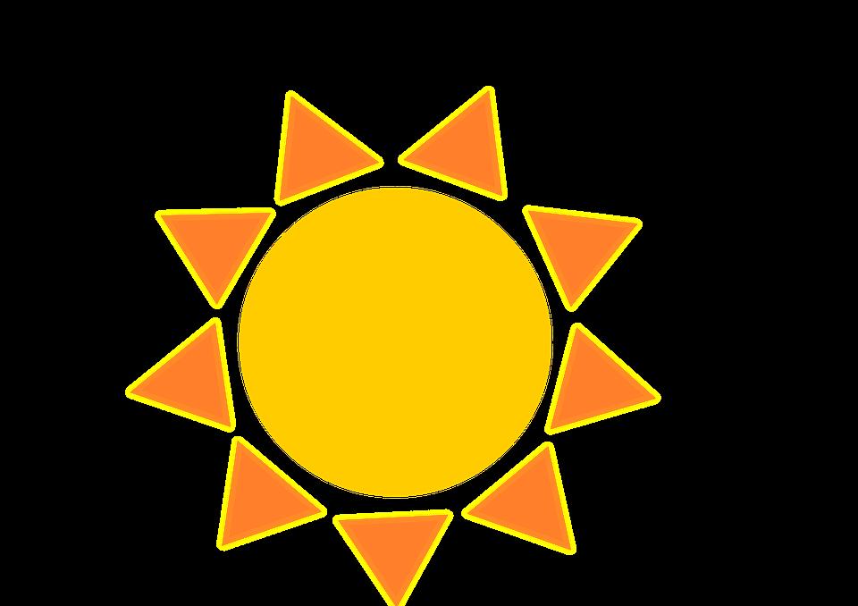 Bildresultat för sol gratis bild