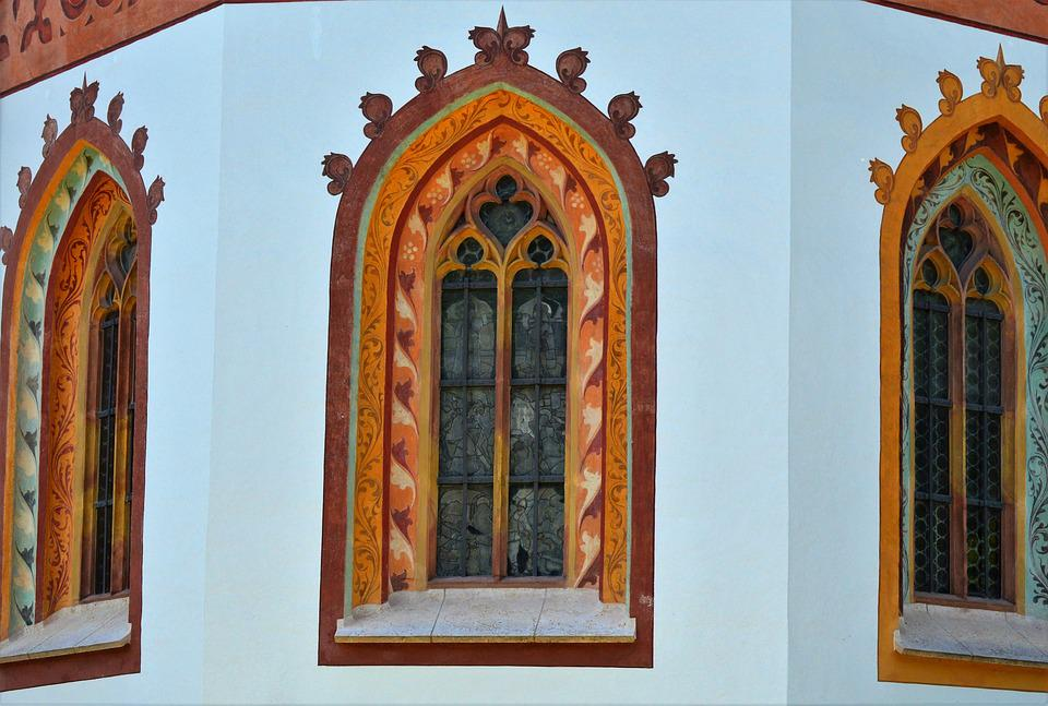 Church windows vista for 20 40 window