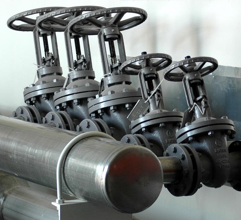 Armaturen industrie  Kostenloses Foto: Industrie, Rohr, Stahl, Armaturen - Kostenloses ...
